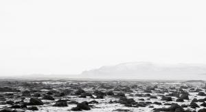 Zuhören lernen steinige Landschaft
