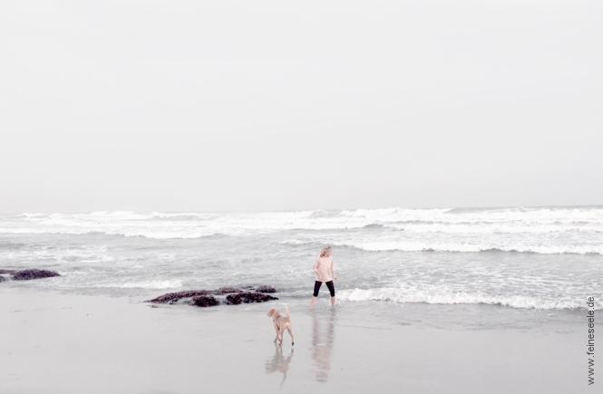 Entschleunigung im Alltag: Meer