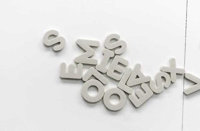 Kommunizieren lernen-Buchstaben